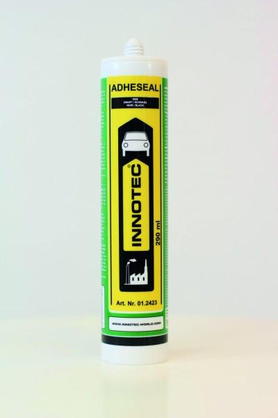 Innotec 290 ml Klebe- und Dichtmasse, Farbe: schwarz