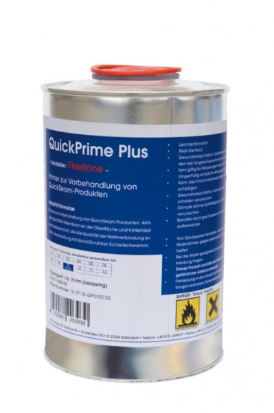 Firestone QuickPrime Plus (Grundierung, 1 Liter) +++bis auf weiteres nicht mehr lieferbar+++
