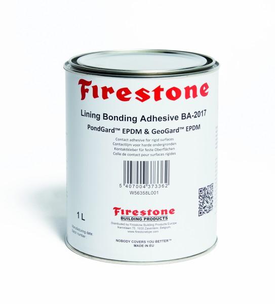 Firestone Bonding Adhesive BA-2017 1 Liter Flächenkleber