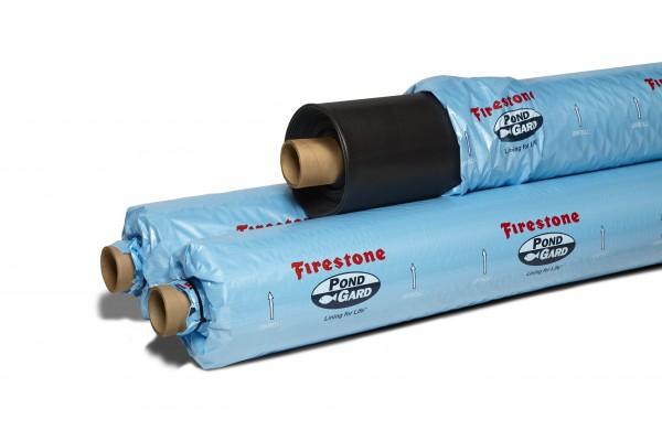 Firestone EPDM PondGard Teichfolie 1,0 mm Breite: 6,10m Länge: 61,0m